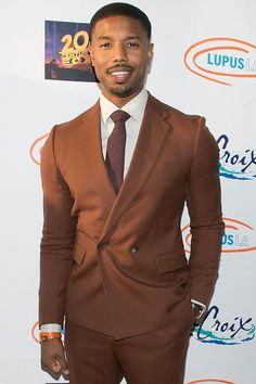 Pin for Later: Michael B. Jordan Has Joined the Black Panther Film! Here's the Cast Michael B. Jordan