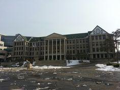 한양대학교 역사관(구본관), 한양학원재단 빌딩, 기념품점