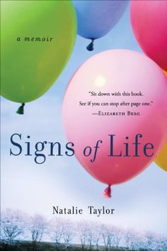Signs of Life by Natalie Taylor -- December 2012
