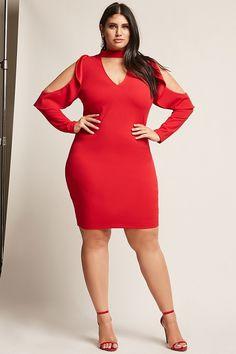 5796784c3c9 46 Best Plus Size Bodycon Dresses images