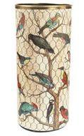 Piero Fornasetti Vintage Birds Umbrella Stand.