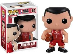 Funko - Everyone is a fan of something. Funko Pop Figures, Pop Vinyl Figures, Jeremy Lin, Preschool Games, Games For Toddlers, Houston Rockets, Funko Pop Vinyl, Cool Things To Buy, Action Figures