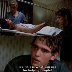 Poor Dally... Johnny was the only thing he cared about and he died! It breaks my heart to see Dally break like that!!!!! :(