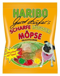 Haribo Mopse. I need these