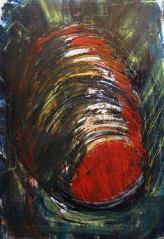 "Saatchi Art Artist Nirali Lunagaria; Painting, ""Series 1 # Abstract Expressions  # 21"" #art"