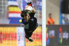 Iker Casillas pa' rato en el FC Porto.