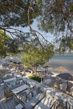 Ein schöner Geheimtipp für ein Hotel in Griechenland: das Ekies All Senses…