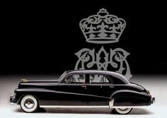 1941 CADILLAC CUSTOM LIMOUSINE THE DUCHESS BY GENERAL MOTORS