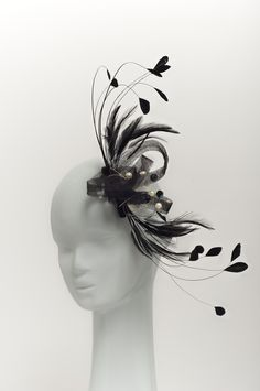Great feather hair accessory