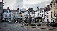 Market Street, Ulverston, Cumbria, England