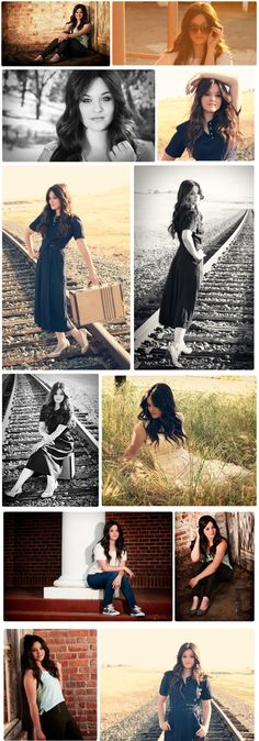 Senior Portraits, senior pictures girl, posing: The Rustic Barn Photography by Jessie Campbell