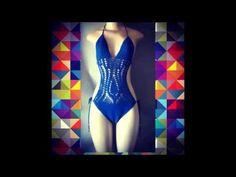 Biquíni de Crochê de Amarrar #praia #moda - P, M e G - YouTube