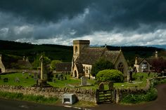 Snowshill is a small Cotswolds village in Gloucestershire, England, located near Broadway, Worcestershire.
