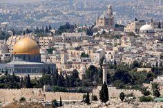Jerusalem - Bucket List