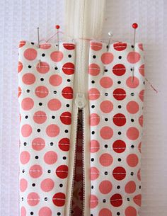 How to Make a Pencil Case | A Spoonful of Sugar