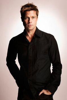 Brad Pitt - he only gets better with age