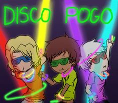 I love Hetalia Disco Pogo, so prepare yourself for spam. #APHDisco #BTT