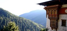 #Bhutan is a treat to the photographer's lens and to the all nature lover's soul.  To visit this beauty, contact us now: 011-4546-4546.