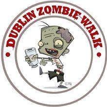 Dublin Zombie Walk logo
