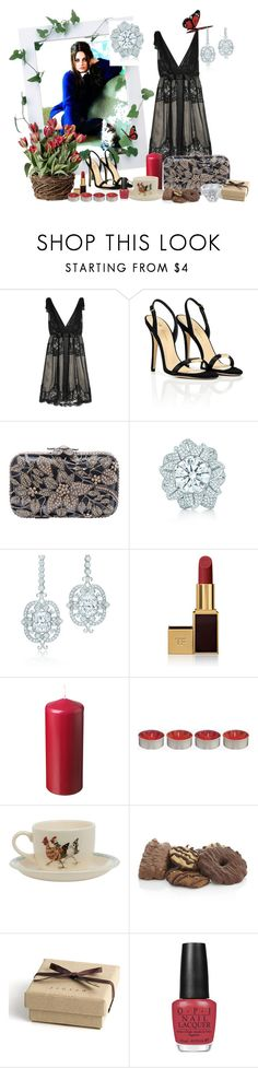 """""""50 Shades--Ana as I see her..."""" by stacy-williams-white ❤ liked on Polyvore featuring Dolce&Gabbana, Vionnet, Tiffany & Co., BULB, Tom Ford, Burleigh, Harrods, Jigsaw and OPI"""