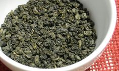 "Special Gunpowder Green Tea ""Temple of Heaven"" from China"