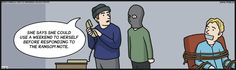 F Minus Comic Strip, November 21, 2013 on GoComics.com