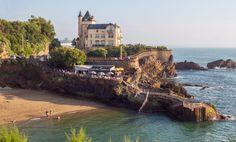 Port Vieux Beach - Biarritz