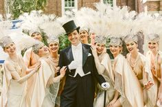 82 Dreamy Shots From This Weekend's Jazz Age Lawn Party - Crowd Control - Racked NY