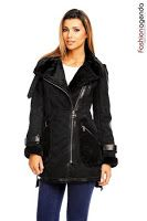 Leather Jacket, Fashion, Studded Leather Jacket, Moda, Leather Jackets, Fashion Styles, Fashion Illustrations