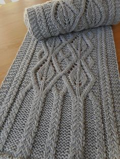 14 Best Knit Scarf Patterns Images In 2019 Knit Scarf Patterns