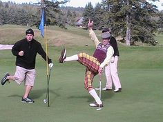 Free video quick tips for that perfect golf game! Learn to play better than these guys!