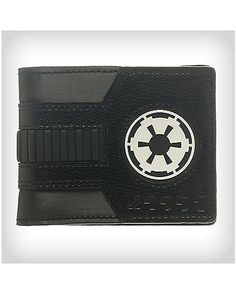 Star Wars Galactic Empire Bifold Wallet - Spencer's