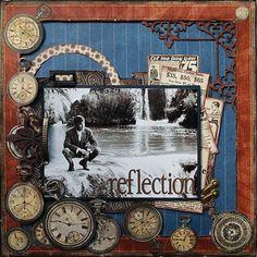 Reflection Layout