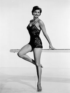 Dangerous When Wet -  Esther Williams, 1953