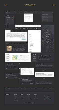 Aves UI Kit https://ui8.net/product/aves-ui-kit