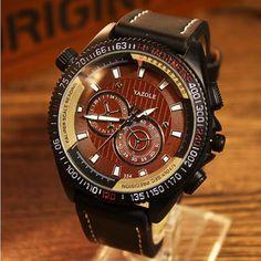 $12.25 (Buy here: https://alitems.com/g/1e8d114494ebda23ff8b16525dc3e8/?i=5&ulp=https%3A%2F%2Fwww.aliexpress.com%2Fitem%2FNew-listing-Yazole-Men-watch-Luxury-Brand-Watches-Quartz-Clock-Fashion-Leather-belts-Watch-Cheap-Sports%2F32598357565.html ) New listing Yazole Men watch Luxury Brand Watches Quartz Clock Fashion Leather belts Watch Cheap Sports wristwatch relogio 334 for just $12.25