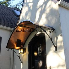 Decorate your home with these door-awnings | Decor | Pinterest ...
