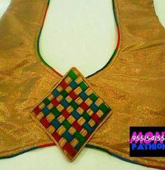 Cotton Saree Blouse Designs, Kids Blouse Designs, Hand Designs, Sari Design, Stylish Blouse Design, Back Neck Designs, Designer Blouse Patterns, Sleeve Designs, Blouse Models