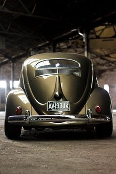 The Volkswagen Beetle, Type 1