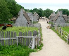 """Just south of the city Plimoth Plantation beckons and brings history to life. Visitors can journey to the Wampanog Homesite where Native people thrived for over 12,000 years and where the 102 English colonists, """"Pilgrims"""" landed in 1620. No visit is complete until you climb onboard and go 'tween decks of the full-scale replica of the Mayflower II."""