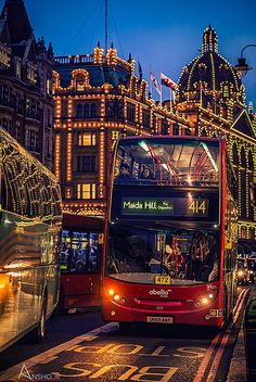 Harrod's in London