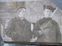 деревенские парни, 1950-ые