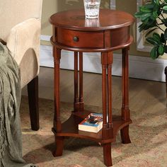 Found it at Wayfair - Round Accent End Table