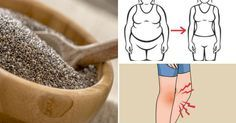 12 things that happen when you regularly eat chia seeds Best Smoothie, Smoothies, Omega 3, 300 Calories, Check Up, Loose Weight, Superfoods, Healthy Tips, Health And Beauty