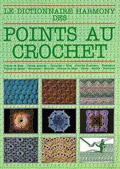 La biblioteca de manualidades: Points au crochet