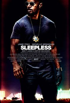 Open Road Films has released a trailer for their upcoming Sleepless movie, featuring the talents of Jamie Foxx and Michelle Monaghan. Sleepless is about an u Michelle Monaghan, Sleepless Movie, Sleepless Nights, Streaming Movies, Hd Movies, Watch Movies, Movies Free, 2017 Movies, Tv Watch