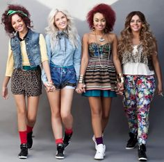 Eclectic Style FASHION TRAIN FIX // UK Affordable Fashion Blog: Little Mix Fashion