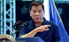 Duterte bares loathing for 'Manila who milk state resources don't pay taxes manipulate elections Pay Taxes, Rodrigo Duterte, Manila, Campaign, Politics