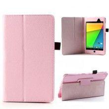 Funda Nexus 7 2013 - Flip con Soporte Rosa  AR$ 77,51