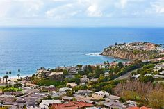 Emerald Bay in Laguna Beach is one of the finest beach communities here in Orange County and probably the most breathtaking in all of Southern California.  Emerald Bay has a very Mediterranean feel to it like the south of France where you will see countless boats parked in the bay in the summer time. Along the beach are beach volleyball nets, tennis courts and a community club house pool.